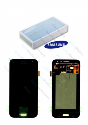 LCD with Touch Samsung Galaxy J2 Pro (2018) J250 black (Original)