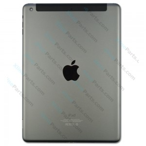 Back Battery Cover Apple iPad 5 Air WiFi space gray