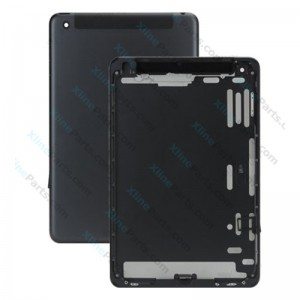 Back Battery Cover Apple iPad Air Cellular black