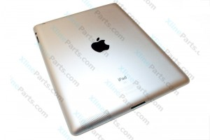 Back Battery Cover Apple iPad 2 WiFi silver