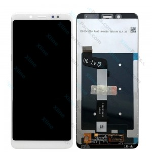 LCD with Touch  Xiaomi Redmi Note 5 Pro white OCG