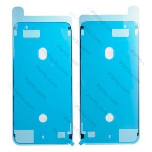 Screen Tape LCD Sticker Waterproof Apple iPhone 8 white