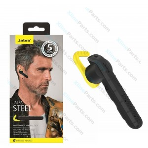 Bluetooth Headset Jabra Steel black
