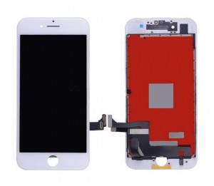 LCD with Touch iPhone 7 white Complete