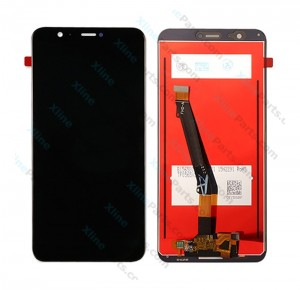 LCD with Touch Huawei P Smart black OCG