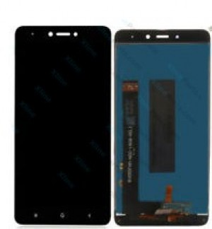 LCD with Touch Xiaomi Redmi Note 4 MTK Helio X20 black OCG