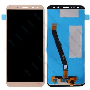 LCD with Touch Huawei Mate 10 Lite gold OCG