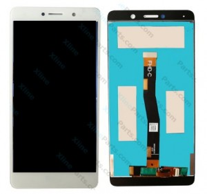 LCD with Touch Huawei Honor 6X Mate 9 Lite (2017) white OCG