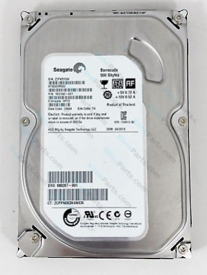 HDD 3.5 Seagate Constellation Sata 500 GB