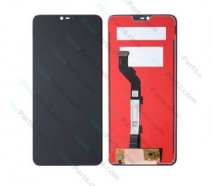 LCD with Touch Xiaomi Mi 8 Lite black OCG