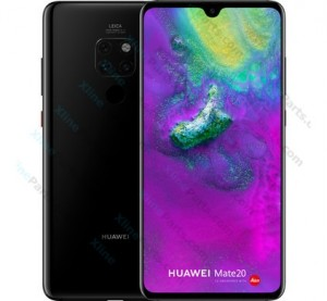 Mobile Phone Huawei Mate 20 Dual 128GB black