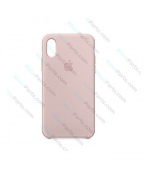 Back Case Apple iPhone XR Hard Case sand pink