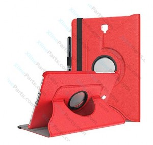 Case 360 Degree Rotate Samsung Galaxy Tab S4 10.5 T830 T835 red