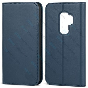 Flip Case Magnetic Samsung Galaxy S9 G960 dark blue