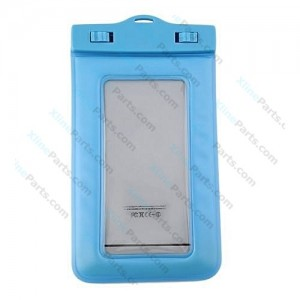 Case Universal Water Proof 5.7 Inch blue