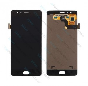 LCD with Touch OnePlus 3 black OLED*