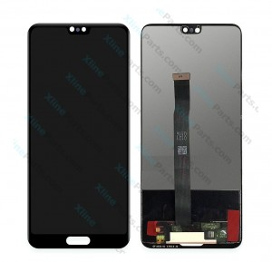 LCD with Touch Huawei P20 black OCG