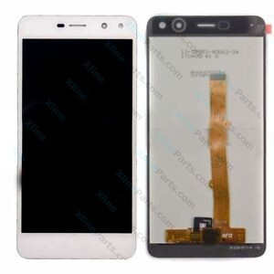 LCD with Touch Huawei Y6 (2017) white HQ