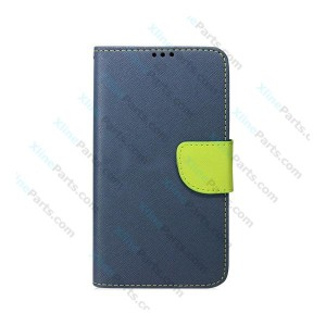 Flip Case Universal Magnetic 5.5 Inch dark blue