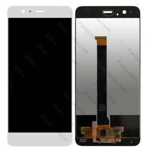 LCD with Touch Huawei P10 Plus white OCG