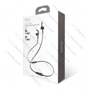 Bluetooth Headset Baseus A01 silver black (Original)