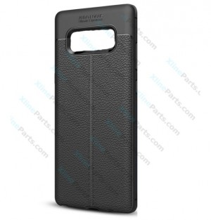 Silicone Case Auto Focus Samsung Galaxy Note 8 N950 black OEM