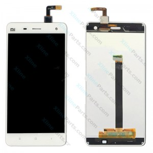LCD with Touch Xiaomi Mi 4 white OCG