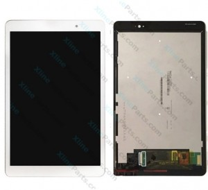 "LCD with Touch Huawei MediaPad T2 10.0"" Pro white OCG"