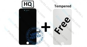 LCD with Touch Apple iPhone 8 black HQ