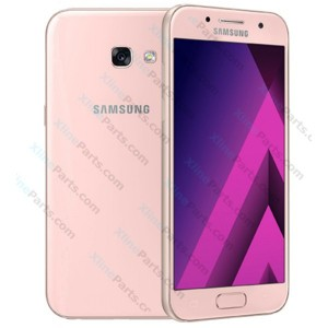 Dummy Mobile Phone Samsung Galaxy A5 (2017) A520 pink