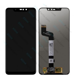 LCD with Touch Xiaomi Redmi Note 6 Pro black OCG