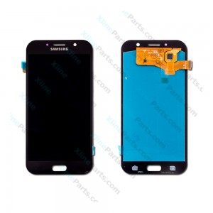 LCD with Touch Samsung Galaxy A7 (2017) A720 black (Original)