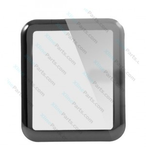 Tempered Glass Screen Protector 10D Apple Smart Watch 42mm black