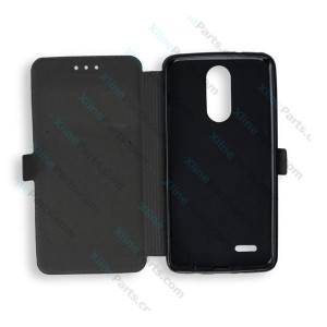 Flip Case Magnetic LG K8 (2017) black