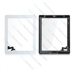 Touch Panel Apple iPad 2 Complete white (Original)