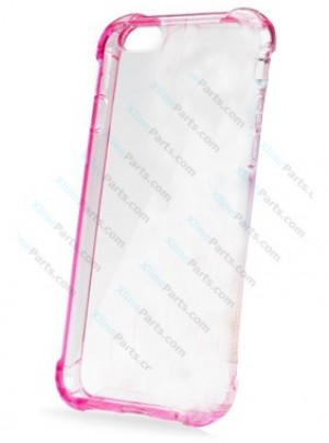Silicone Case Celly Armor Apple iPhone 7 Plus/8 Plus transparent pink