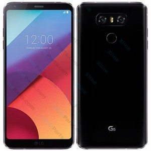 Dummy Mobile Phone LG G6 black