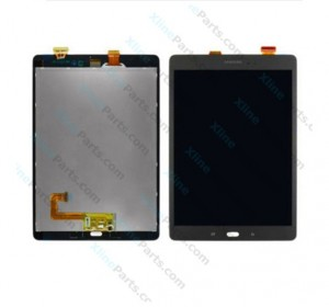 "LCD with Touch Samsung Galaxy Tab A 9.7"" P550 P555 black OCG"