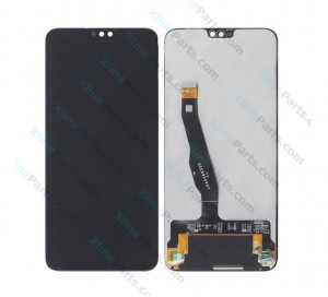LCD with Touch Honor 8X black OCG