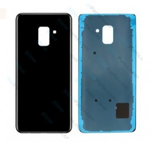Back Battery Cover Samsung Galaxy A8 Plus (2018) A730 black