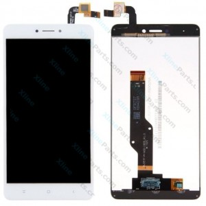 LCD with Touch Xiaomi Redmi Note 4X Snapdragon 625 white OCG