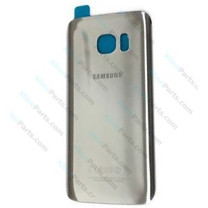Back Battery Cover Samsung Galaxy S7 G930 silver