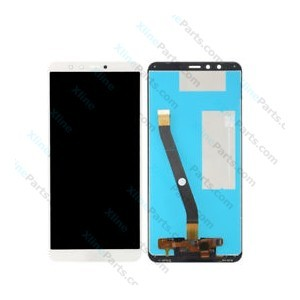 LCD with Touch Huawei Y9 (2018) white