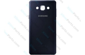 Back Battery and Middle Cover Samsung Galaxy A7 A700 black