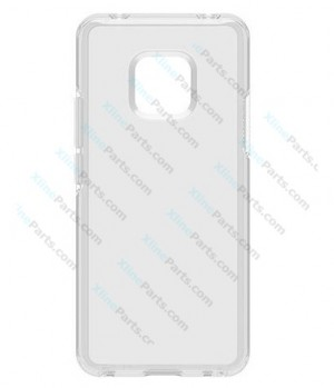 Silicone Case Brio Huawei Mate 20 Pro clear