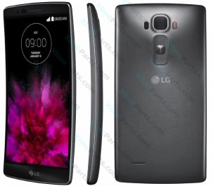 Mobile Phone LG G Flex2 H955 16GB titan silver