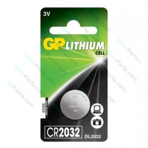 Battery Lithium Cell GP 3V (CR2032)