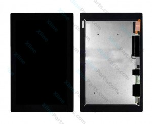 LCD with Touch Tablet Sony Xperia Z2 black