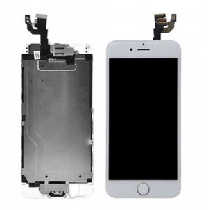 LCD with Touch iPhone 6G white Complete