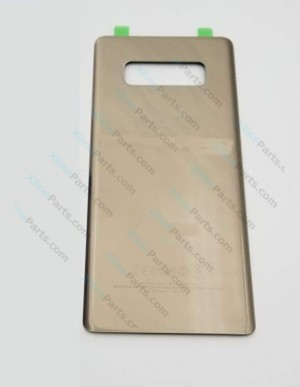 Back Battery Cover Samsung Galaxy Note 8 N950 gold
